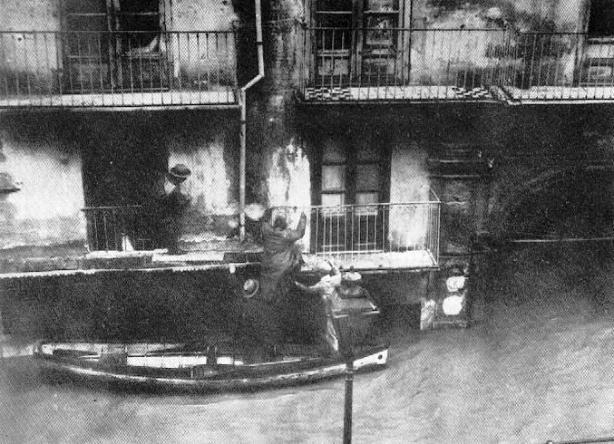 L alluvione di palermo nel febbraio 1931 meteopalermo for Indipendenza del piano di cabina del mare