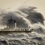 APTOPIX Britain Storms