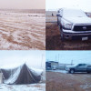 """foto della """"presunta"""" neve in Kuwait"""