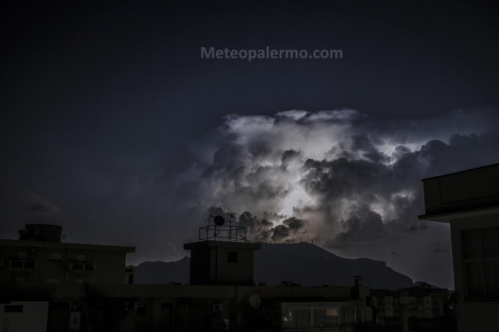 Foto di Andrea Bondì per Meteopalermo