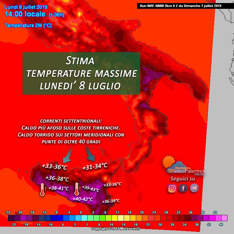 temp max 8 luglio