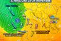 situazione 23 24 novembrE