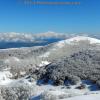 Panorama con l'Etna in fondo