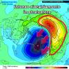 Modello GFS: temperature a quota 10 hPa