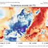 Anomalie termiche previste per la giornata di Venerdì 15 Luglio 2016