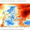 Anomalie termiche relative al mese di Agosto